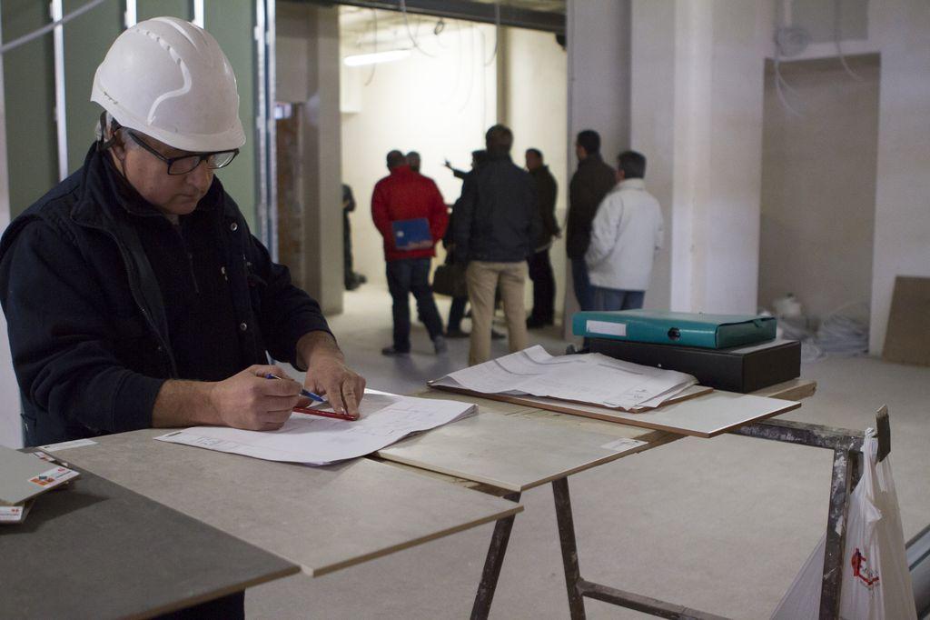 Comienzan las obras en la oac de molins for Oficina atencio al ciutada