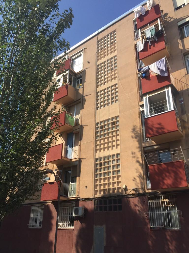 Entrega Edificio C/ Rodes ( Barcelona)