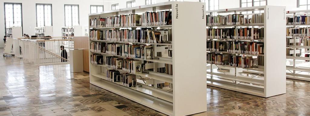 Biblioteca de Can Manyer, en Vilassar de dalt