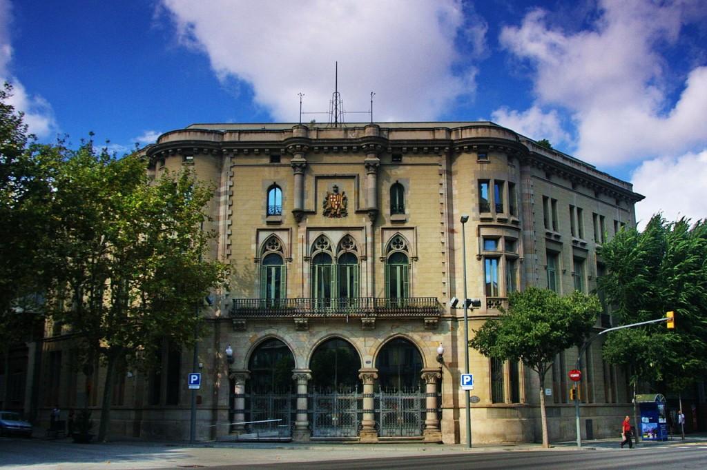 Obres Seu del Districte Eixample Aj. Barcelona